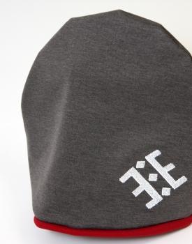 """Cepure ''Dzīvības zīme"""" pelēka"""