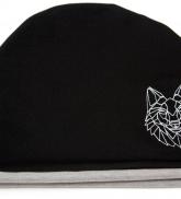 """Cepure ''Vilks"""" melna"""