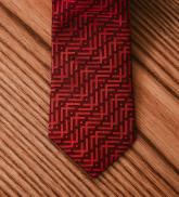 """Kaklasaite """"Solis augšup"""" sarkana"""