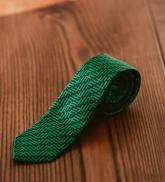 """Kaklasaite """"Solis augšup"""" zaļa"""