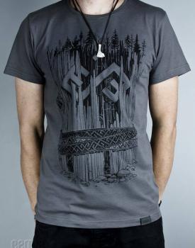 """T-krekls """"Zalkša zīme"""""""