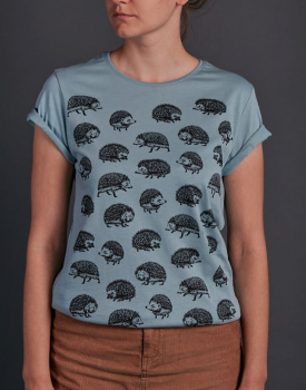 "T-krekls ""Ezīši"" zils"