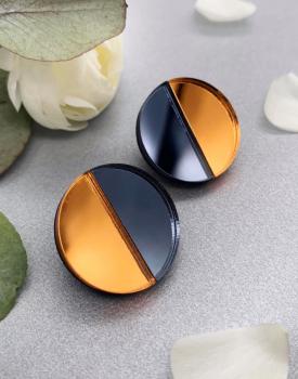 "Spoguļauskari ""Mēness"" oranži"