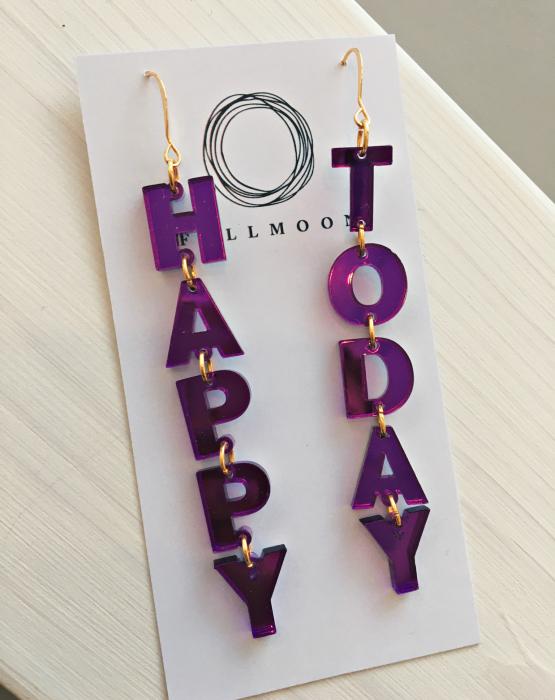 "Spoguļauskari ""Happy today"""