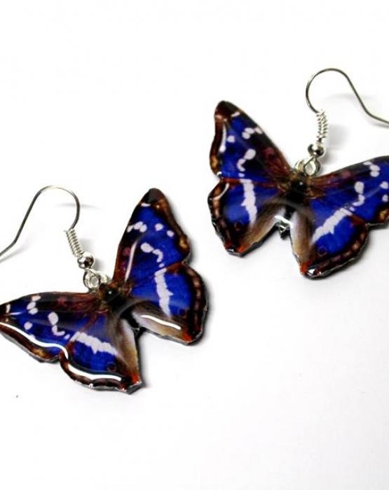 """Earrings """"Butterfly wings"""" -  romantic"""