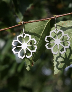 "Earrings ""Sun"""