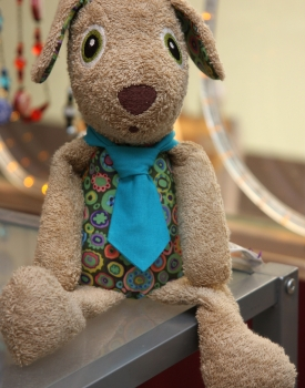 Rotaļlieta ''Suns - puika''