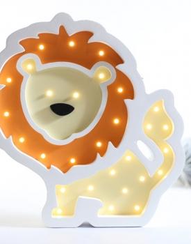 """Nakts lampa """"Lauva"""""""