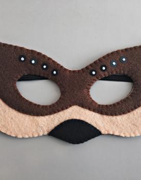 "Filca maska ""Putns"""