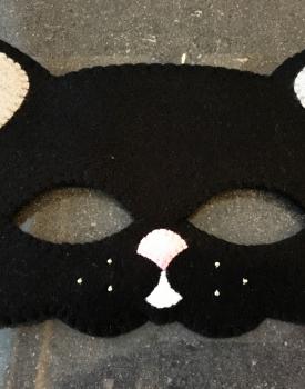 """Filca maska """"Kaķis"""""""