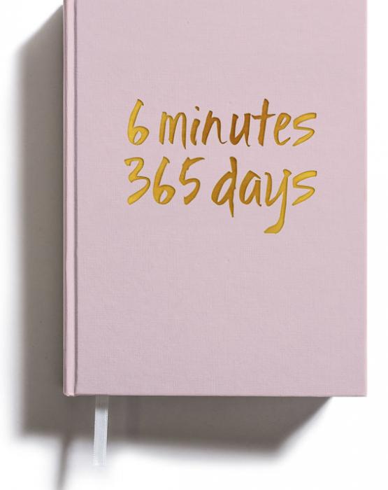 6 minutes 365 days  (ENG) - rozā