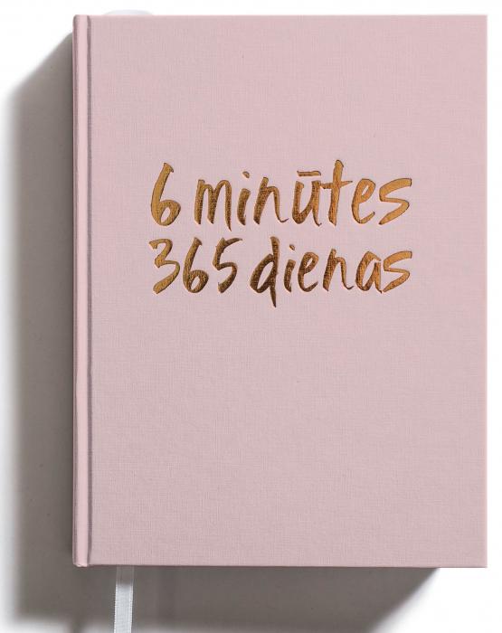 6 minūtes 365 dienas - rozā