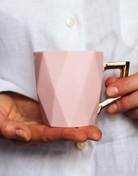 Krūze - rozā