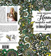 """Krāsojamā grāmata """"Hennas maģiskie zīmējumi"""""""