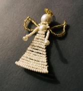 Pearl angel - beige